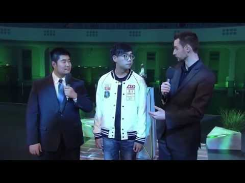 Maybe Post-game Interview (Frankfurt Major 2015)
