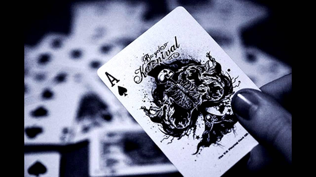 картинки с джокером с картой в руке на аву обезьянка