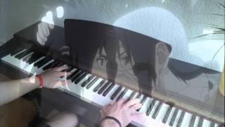 Naruto Shippuuden OST II Yamagasumi (Mountain Haze) Piano NARUTO-ナルト- 疾風伝 II - 山霞