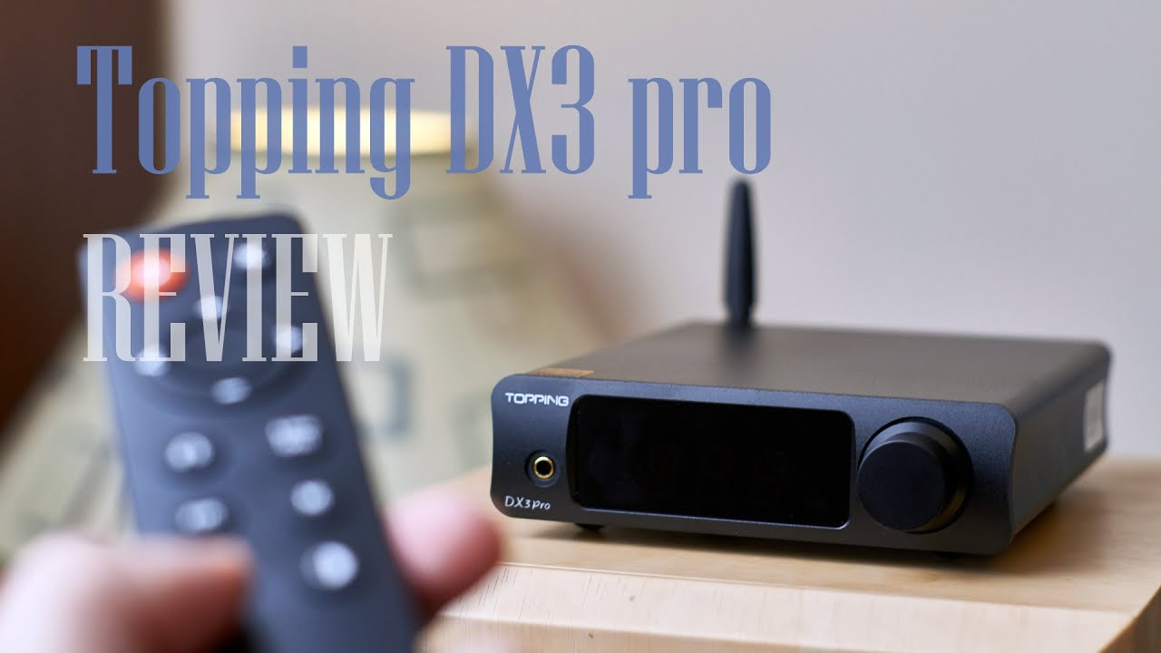 Topping DX3 Pro | Reviews | Headphone Reviews and Discussion - Head