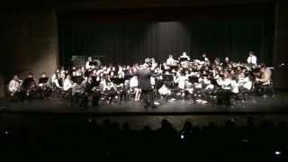 Merced & Mariposa county Honor band