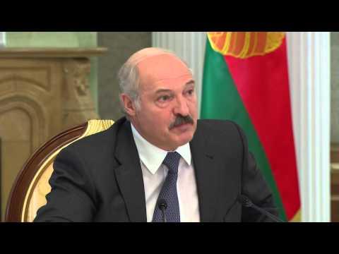 Интервью Лукашенко Еврорадио и другим негосударственным СМИ (часть 1)