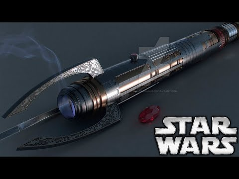 The Oldest Lightsaber in Star Wars Canon  Star Wars Explained