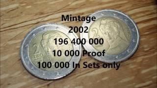 2 Euro 2002 2011 Austria