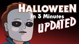 EVERY Halloween Movie in 3 Minutes!! | Animated Recap 2019
