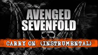 "Avenged Sevenfold - ""Carry On"" [Official Instrumental] ᴴᴰ"