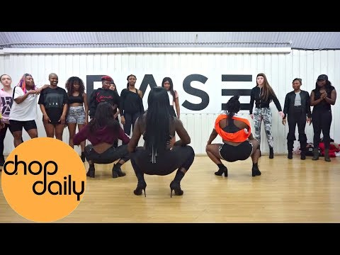 Nonso Amadi - Emergency (Afro In Heels Dance Video)   Patience J Choreography   Chop Daily