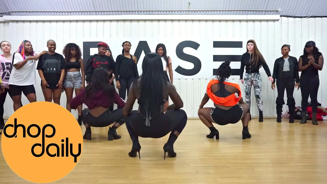 Nonso Amadi - Emergency (Afro In Heels Dance Video) | Patience J Choreography | Chop Daily