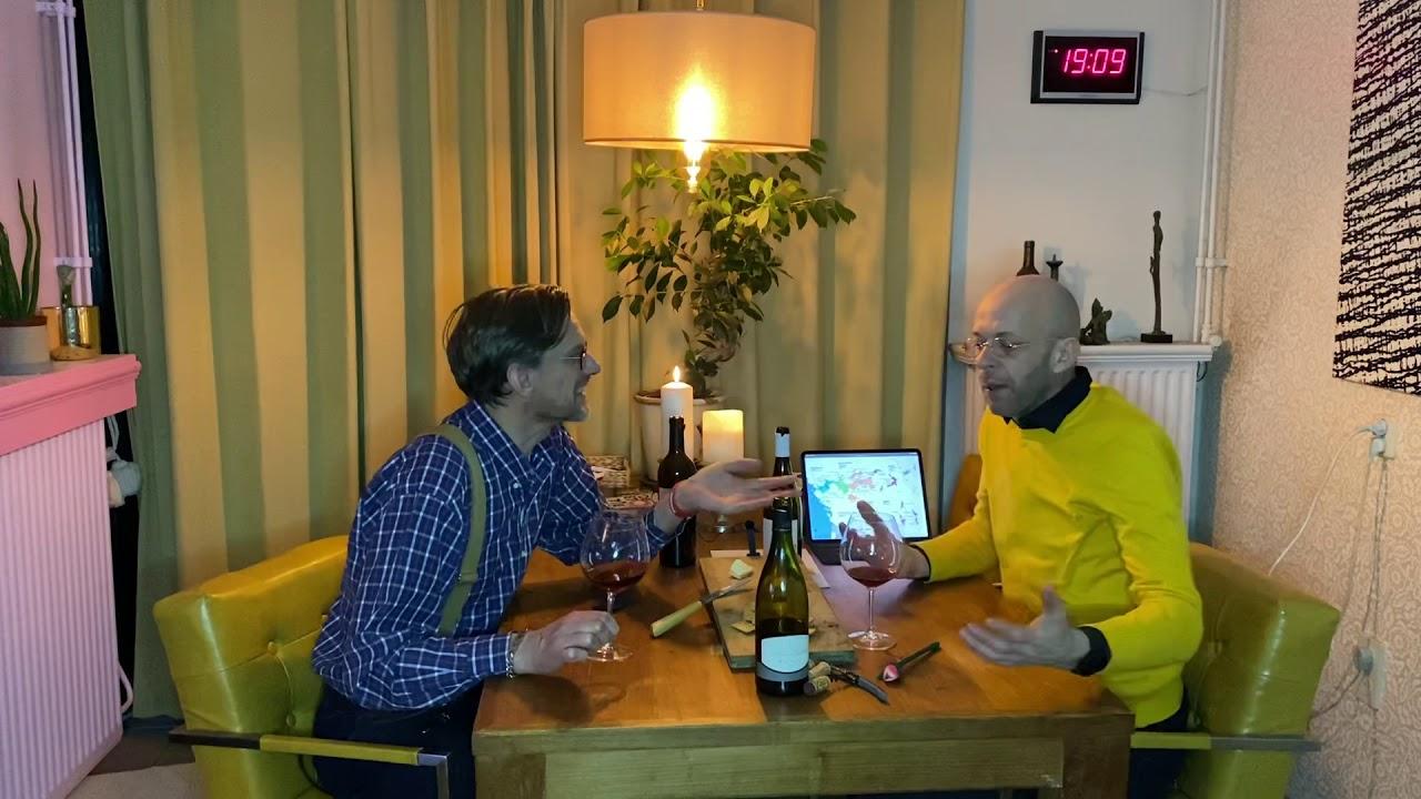 De week doornemen met Sander Salburg onder een glas Rode Reuilly