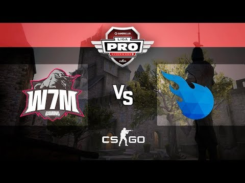 Alienware Liga Pro Gamers Club JAN/18 - W7M vs. Impact Gaming (Cobblestone)