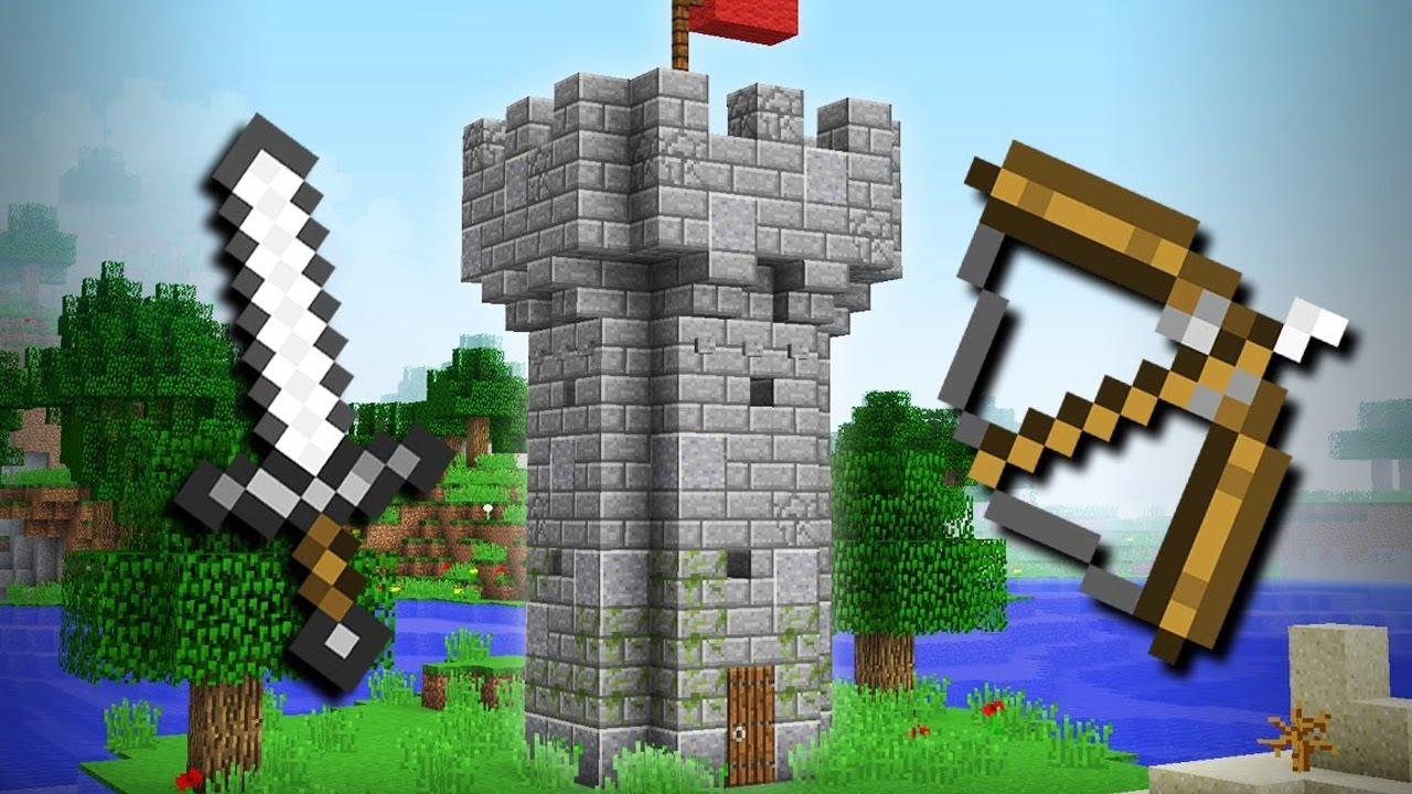 Come costruire una torre del castello su minecraft ita for Costruire una torre di osservazione