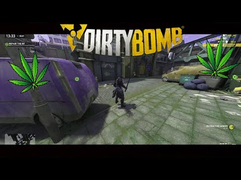 Third Person View In Dirty Bomb(not rly)