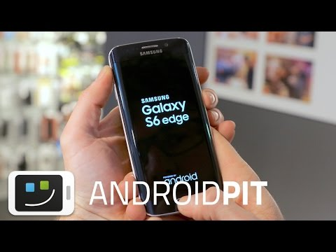 Samsung Galaxy S6 Edge [BOOT ANIMATION]