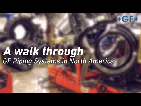 Welcome To GF Piping Systems In North America!