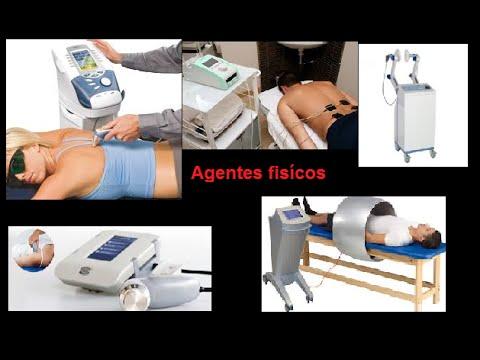 agentes fisicos en terapia fisica y rehabilitacion