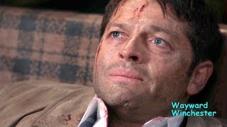 Supernatural: 5 Times Castiel Made Us Cry