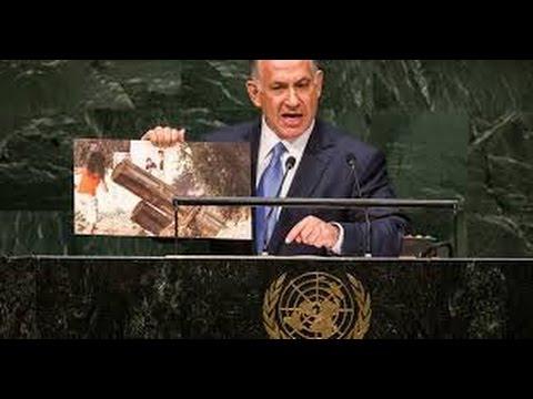 Benjamin Netanyahu Tells UN ISIS And Hamas Branches Of Same Tree