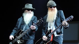 See Chris Stapleton, Kevin Bacon Rewrite ZZ Top