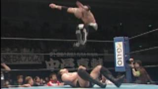 2008.12.07 IWGP Jr. LOW KI vs TAGUCHI