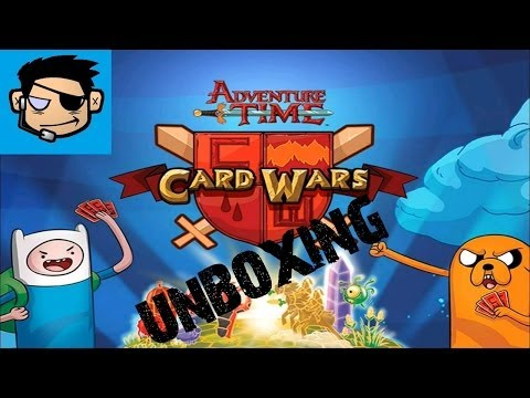 adventure-time's-card-wars-card-game-unboxing