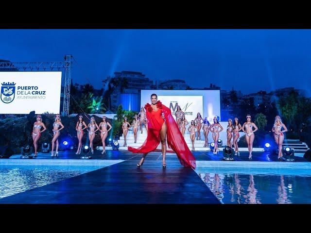 Apertura y desfile ropa baño MISS NORTE 2021