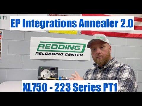 EP Integrations Brass Annealer - 223 Series Dillon XL750 - Pt 1