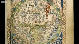 Psalter Map - The Beauty of Maps - BBC Four