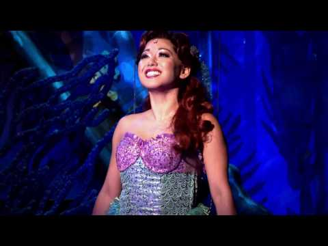 """Part of Your World"" from Disney's The Little Mermaid at The 5th Avenue Theatre"