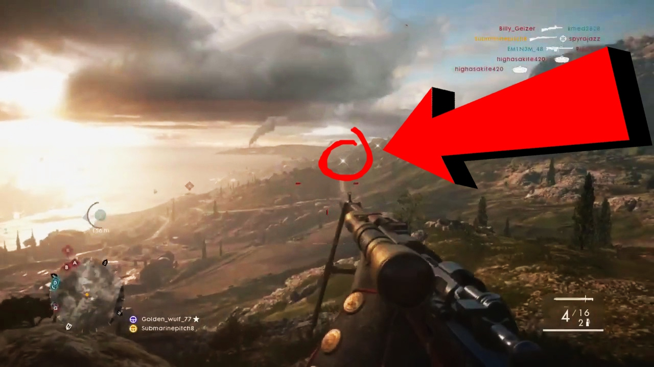 WORLD RECORD LONGEST SNIPER SHOTS - Battlefield 1 TOP PLAYS OF THE WEEK  (BF1 World Record Sniper)