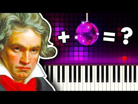 We FINALLY made it! – BEETHOVEN VIRUS – Piano Tutorial