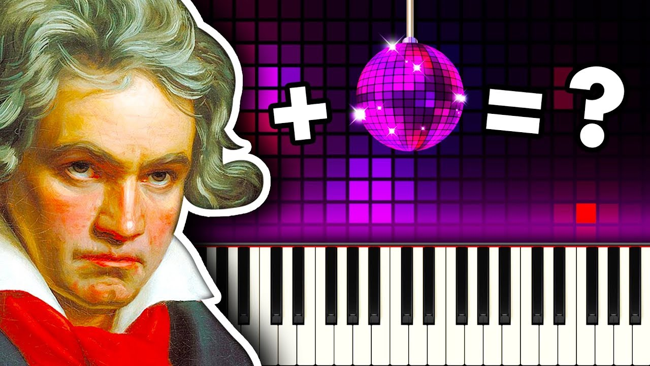 We Finally Made It Beethoven Virus Piano Tutorial Youtube