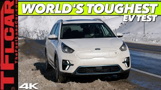 The Kia Niro Takes On The World's Toughest Electric Car Test - Loveland Trials Ep.2