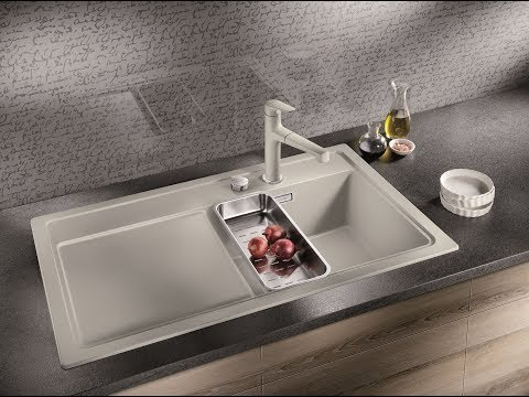 blanco-silgranit-sink-demonstration