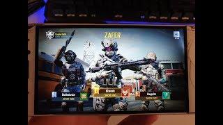 Gm5 Plus Call of Duty Çoklu Oyuncu Ayarı ve Sorunları