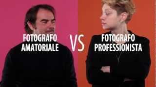 Amatore vs Professionista © Shoot Institute