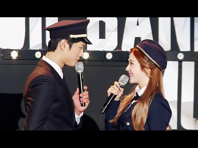 [설렘주의] 박보검 아이린의 달달한 '선' (Park Bogum & Irene - Line)