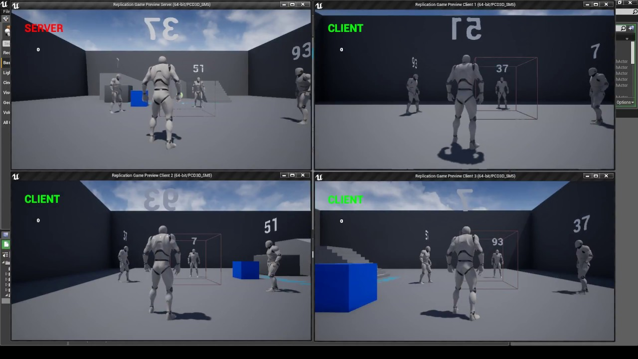 Ue4 replication random numbers in multiplayer youtube ue4 replication random numbers in multiplayer malvernweather Choice Image