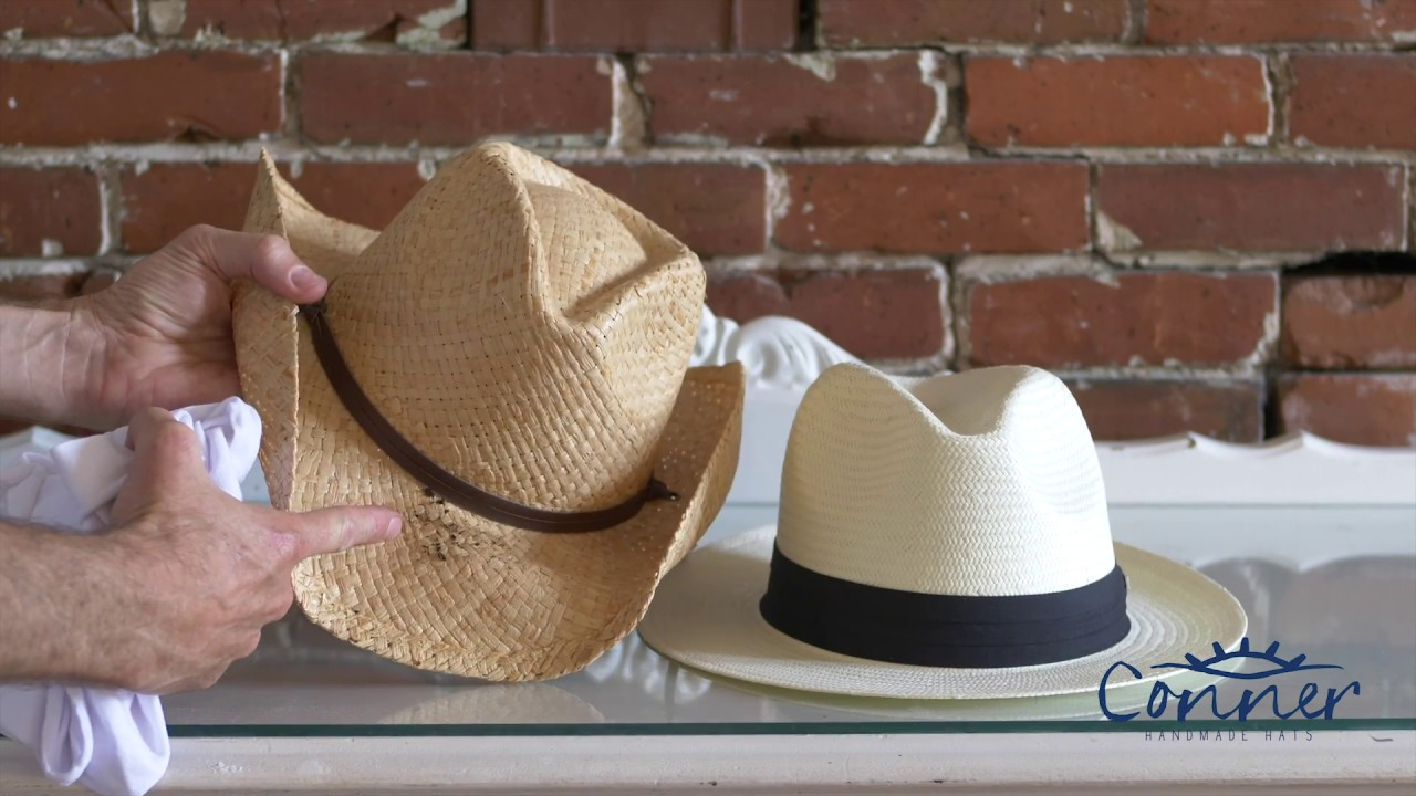 Hat Care – Conner Hats