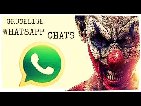 GRUSELIGE CHATS Unbekannte Nummer Gruselige Chat Geschichten Whatsapp Chats YouTube