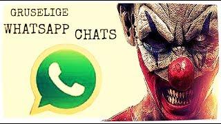 "GRUSELIGE CHATS 😱: ""Unbekannte Nummer"" | Gruselige Chat Geschichten, Whatsapp Chats"