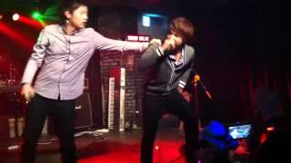20101031 슈프림팀 홍대클럽