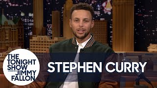 Stephen Curry Reads an Excerpt from His Veterans Day Essay
