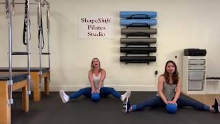 Pilates Ball Workout
