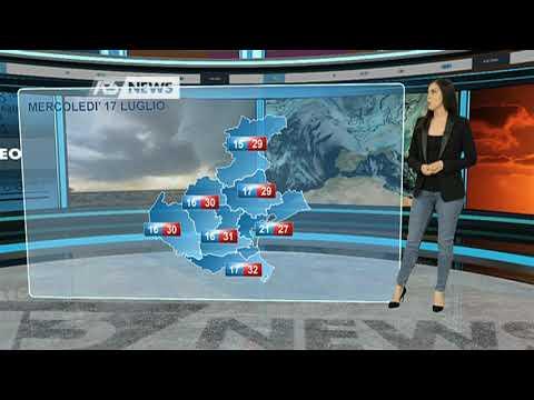 A3 NEWS METEO DOMANI | A3 NEWS Venezia 16/07/2019