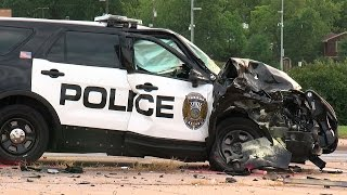 Fail Car Crash || Compilation of crash and accidents of the Police and Ambulance n°3