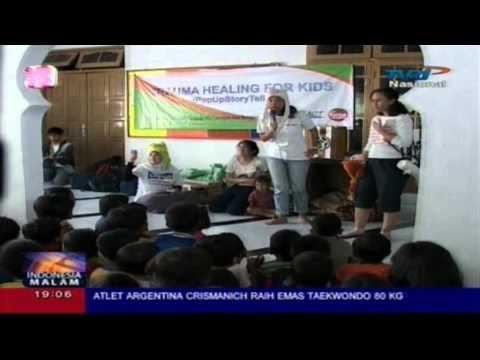 Trauma Healing untuk Anak-Anak Korban Kebakaran TVRI - ACT.mpg