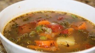 Kale Soup | Vegan | Vegetarian | Organic | Recipe