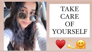 Take Care Of Yourself. ♥️ | #RealTalkTuesday | MostlySane
