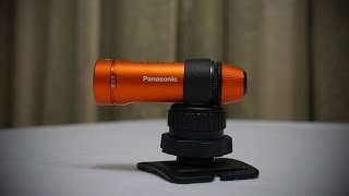 panasonic HX A1 Action Cam - My Review