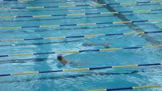 荃灣區分齡游泳比賽2008/2009 - 100米蛙泳